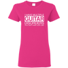 I Have Multiple Guitar Disorders  T-shirt