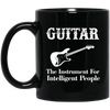 Piano The instrument for intelligent people Mug
