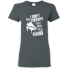 I don't need therapy ,I just need to play Piano T-shirt