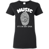 Music, It's In My DNA T-Shirt