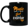 Music Washes Away From The Sound Mug