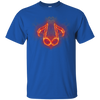 Music Burning Flame T-shirt
