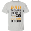 Dad The Man The Myth T-shirt - Artistic Pod Review