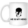 Music Heros 1B Ultra Cotton Mug