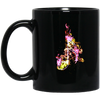 Color Fire Sixteenth Note Mug - Artistic Pod Review