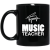 Piano Music Teacher Mug