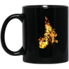 Fire Sixteenth Note Mug - Artistic Pod Review