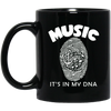 Music, it's in My DNA Mug