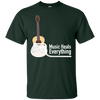 Music Heals Everything Ultra Cotton T-Shirt