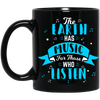The Earth Has Music Mug