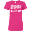 WORLD'S OKAYEST BASSIST T-Shirt