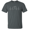 Ballet Heartbeat T-shirt - Artistic Pod Review