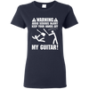 Keep Your Hands Off My Guitar T-shirt
