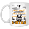 I Might Seem Like I'm Listening To You Guitar T-shirt