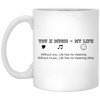 You X Music = My Life T-Shirt