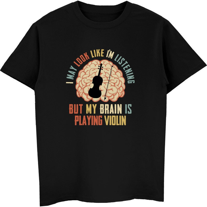 0832836c6d My Brain Is Playing Violin