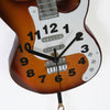 Guitar Wall Clock Decoration