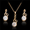 Musical Note Jewellery Set™