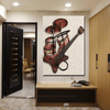 1 Piece Drum with Guitar Canvas Art - Artistic Pod Review