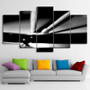 5 Pieces Drum Stick Canvas Art - Artistic Pod Review