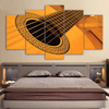 5 Pieces Acoustic Canvas Art - Artistic Pod Review