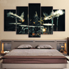 5 Pieces Beating Drum Canvas Art - Artistic Pod Review