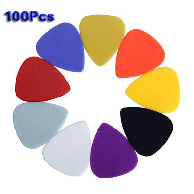 FREE - 100 Pieces - Guitar Picks - Artistic Pod Review