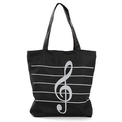 Casual Treble Tote Bag