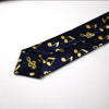 Music Note Neck Tie