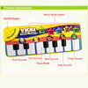 Piano Keyboard Kids Playmat
