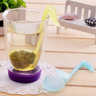 Music Note Tea Herb Filter Infuser Strainer - Artistic Pod Review