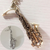 Saxophone Pendant Necklace