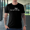 Drum Heart Beat T-shirt - Artistic Pod Review