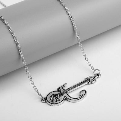Alloy music guitar chain link pendants necklace artistic pod alloy music guitar chain link pendants necklace artistic pod review aloadofball Choice Image