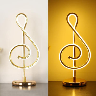 [Pre Order] Musical Note Lamp   Artistic Pod Review