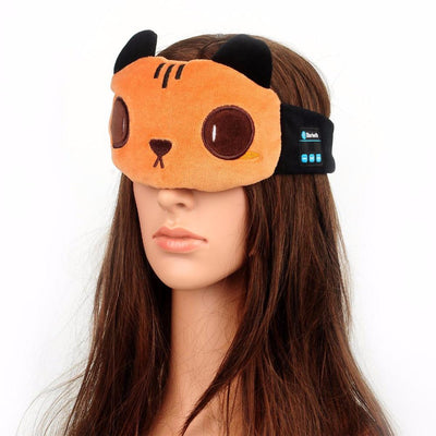 Cute Bear Sleep Bluetooth Headphones - Artistic Pod Review