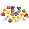 20pcs Guitar Picks - Artistic Pod Review