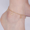 Music Charms Anklet
