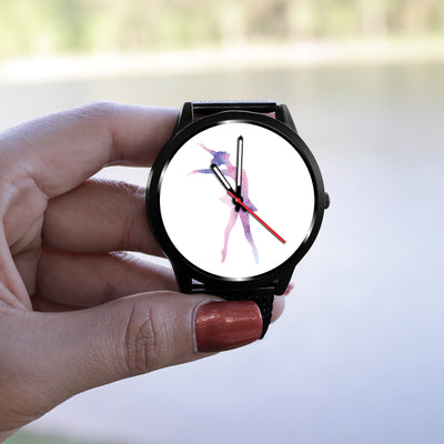 Awesome Beautiful Ballerina Watch - Artistic Pod Review