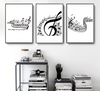 Musical Notes Painting Wall Art