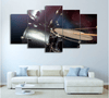 5 Pieces Shady Drums Canvas Art - Artistic Pod Review