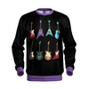 Guitar Types Sweatshirt