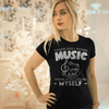 Thank God I Found Music T-shirt