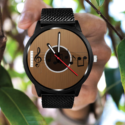 Awesome Guitar Score Watch