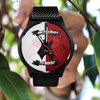 Awesome Rock Music Watch