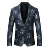 Patterned Casual Blazers