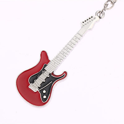 Free - Lovely Guitar Keychain - Artistic Pod Review