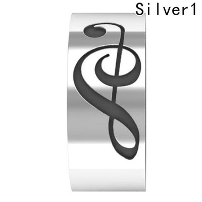 Free - Bass Clef & Treble Clef Rings - Artistic Pod Review