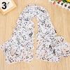 FREE - Musical Note Chiffon Scarf - Artistic Pod Review