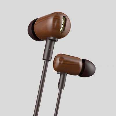3.5mm DIY Wooden Music  Earphone - Artistic Pod Review